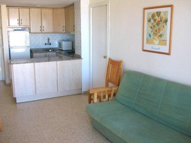 Location vacances Gandia -  Appartement - 4 personnes - Télévision - Photo N° 1