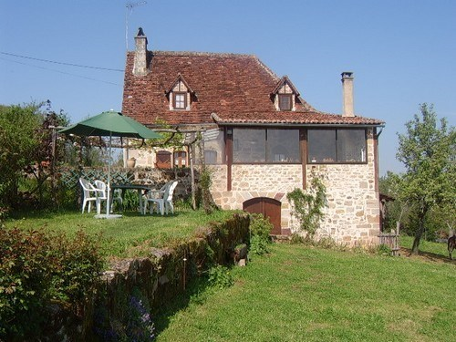 Lodging of the Farmhouse del Bos - Le Bouyssou