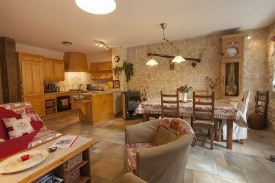 Lodging very cosy 3 * the HOUSE D ANNA Castle-Traw - Chateau Chalon