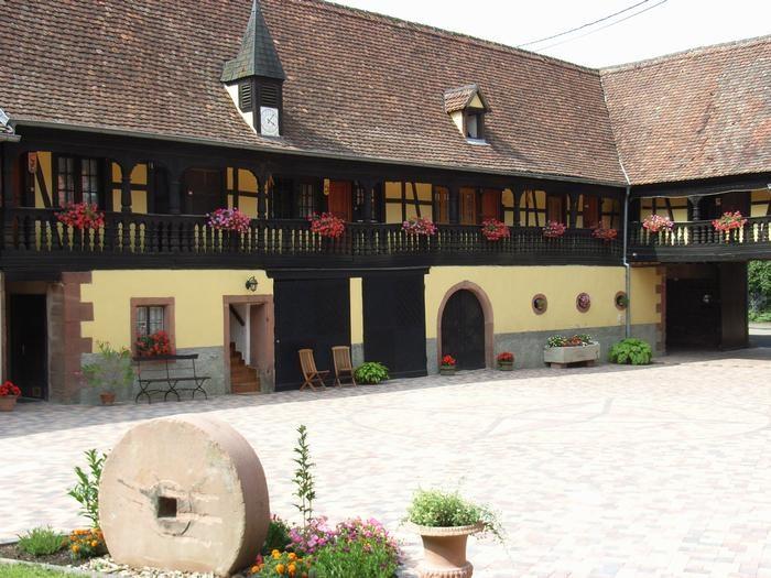 Alquileres de vacaciones Issenhausen - Cabaña - 2 personas - BBQ - Foto N° 1
