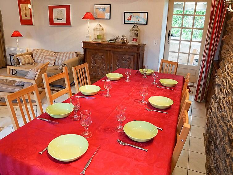 Maison pour 5 personnes à Languenan