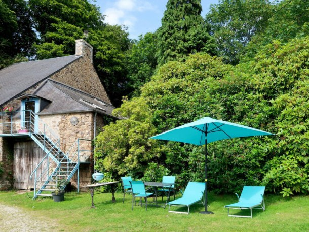 Location vacances Morlaix -  Maison - 2 personnes - Barbecue - Photo N° 1