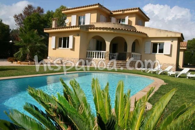Holiday rentals l'Ametlla de Mar - House - 12 persons - BBQ - Photo N° 1