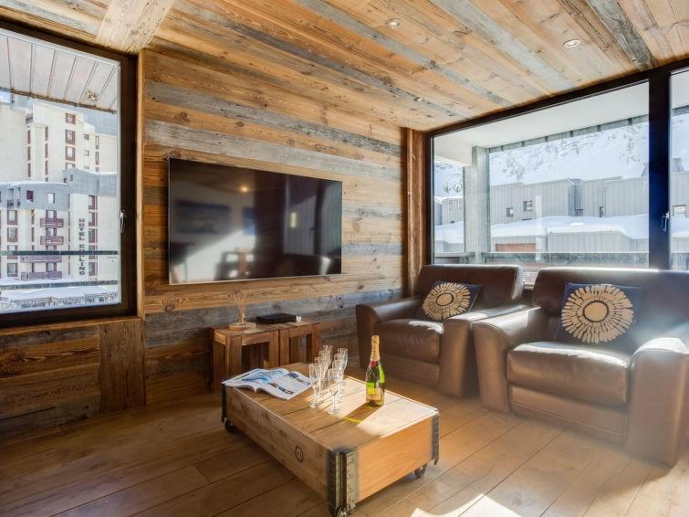 Location vacances Tignes -  Appartement - 11 personnes -  - Photo N° 1