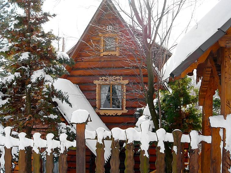 Maison pour 6 personnes à Szczyrk