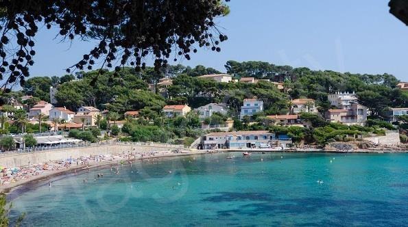 Villa pour 4 pers. avec internet, Sanary-sur-Mer