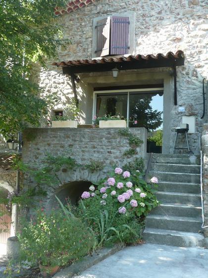 Location vacances Saint-Sébastien-d'Aigrefeuille -  Maison - 3 personnes - Barbecue - Photo N° 1
