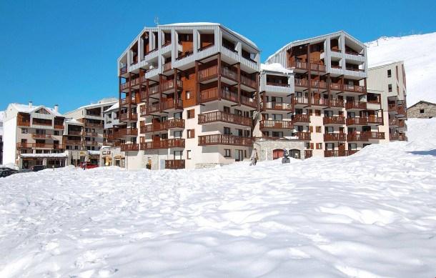 Location vacances Tignes -  Appartement - 6 personnes - Congélateur - Photo N° 1