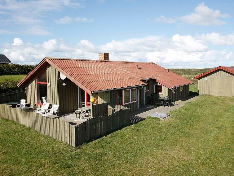 Maison pour 10 à Løkken