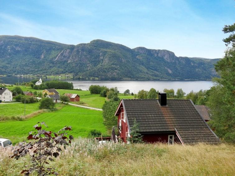 Maison pour 4 à Åraksbø