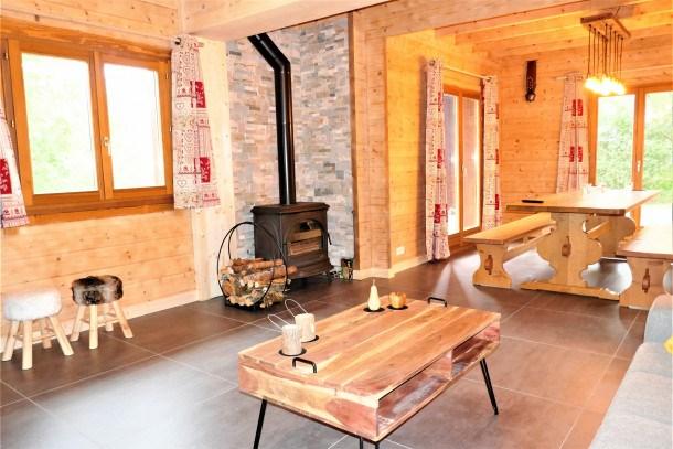 Location vacances La Bresse -  Maison - 10 personnes - Barbecue - Photo N° 1
