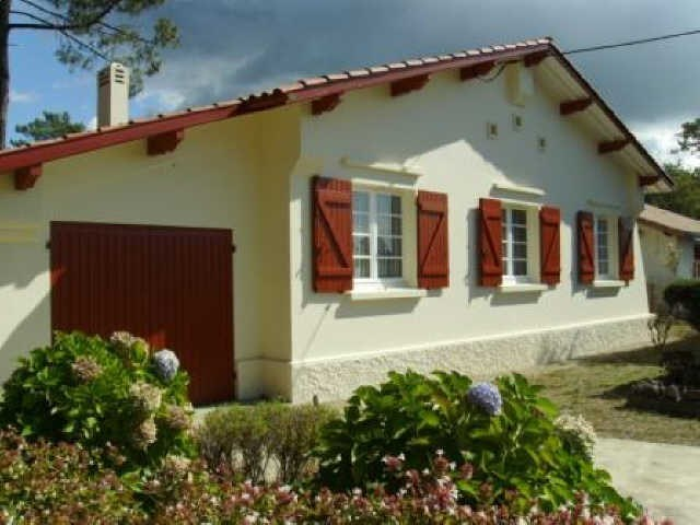 Location vacances Mimizan -  Maison - 7 personnes - Jardin - Photo N° 1
