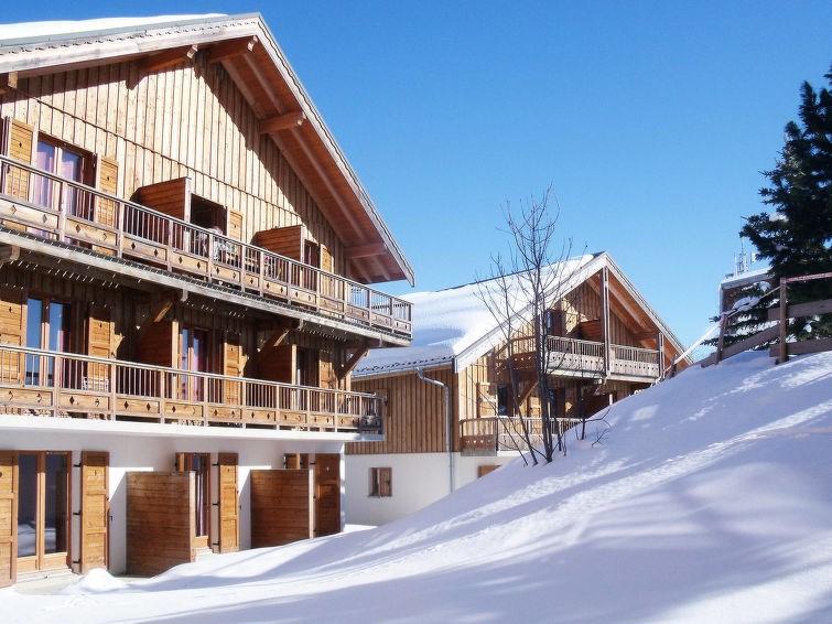 Location vacances Fontcouverte-la-Toussuire -  Appartement - 8 personnes -  - Photo N° 1