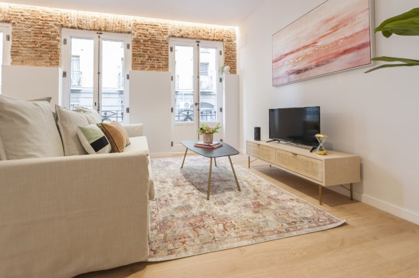 Location vacances Madrid -  Appartement - 5 personnes - Télévision - Photo N° 1