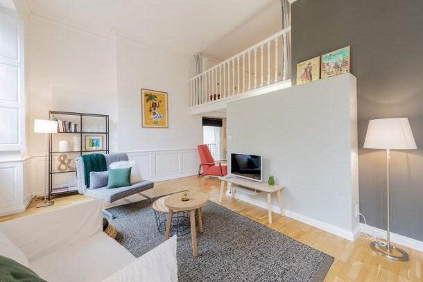 Location vacances Toulouse -  Appartement - 5 personnes - Télévision - Photo N° 1