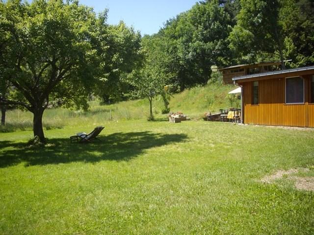 Location vacances Bédouès -  Appartement - 2 personnes - Salon de jardin - Photo N° 1