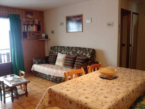 Location vacances Le Grand-Bornand -  Appartement - 6 personnes - Salon de jardin - Photo N° 1
