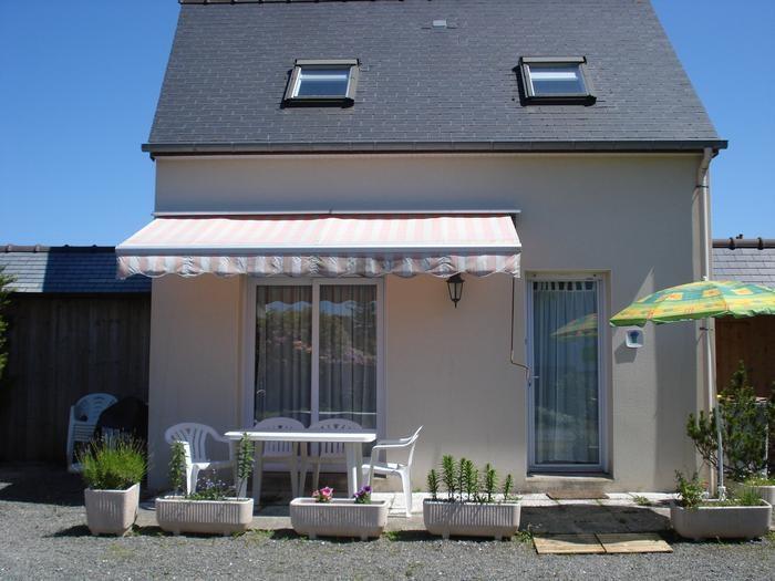 Ferienwohnungen Cancale - Haus - 4 Personen - Grill - Foto Nr. 1