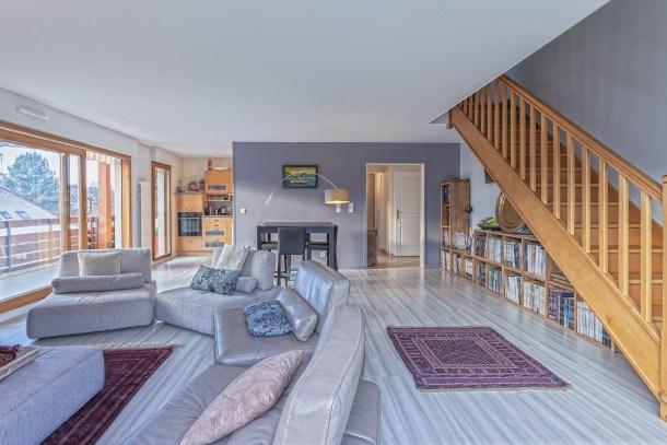 Location vacances Menthon-Saint-Bernard -  Appartement - 6 personnes - Télévision - Photo N° 1