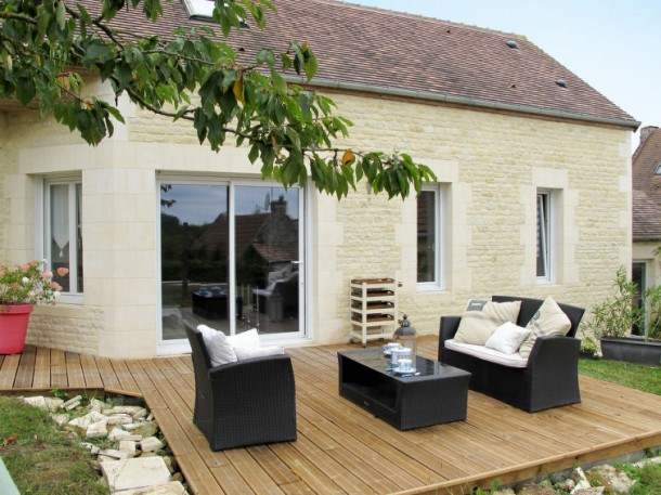 Location vacances Lantheuil -  Maison - 5 personnes - Barbecue - Photo N° 1