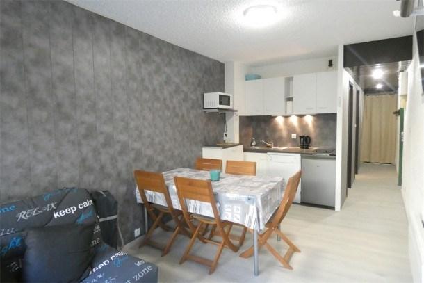 Location vacances Aragnouet -  Appartement - 5 personnes - Télévision - Photo N° 1