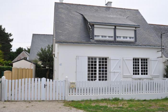 Location vacances Le Pouliguen -  Maison - 8 personnes - Barbecue - Photo N° 1