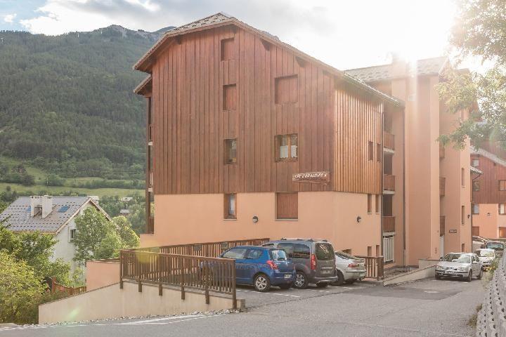 Appartement 3 pièces cabine 4 personnes (24)