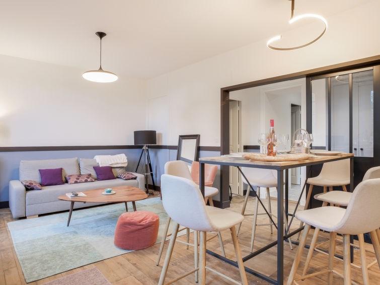 Location vacances Dinard -  Appartement - 4 personnes - Salon de jardin - Photo N° 1