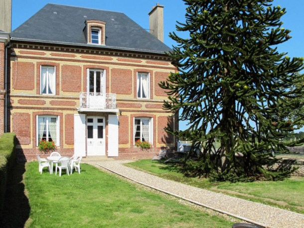 Location vacances Colleville -  Maison - 6 personnes - Barbecue - Photo N° 1