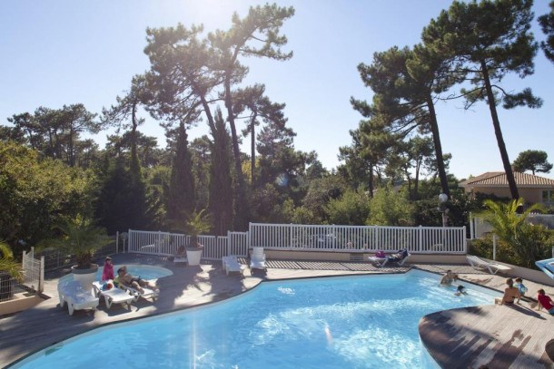 Location vacances Arcachon -  Maison - 3 personnes - Table de ping-pong - Photo N° 1