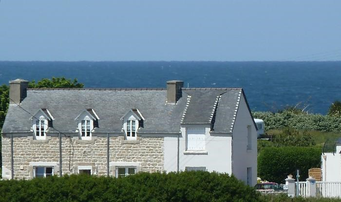 Holiday rentals Plouescat - Apartment - 4 persons - BBQ - Photo N° 1