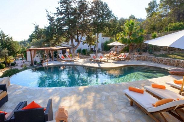 Location vacances Santa Eulalia del Río -  Maison - 14 personnes - Barbecue - Photo N° 1