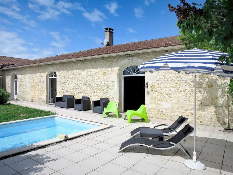 Location vacances Gaillan-en-Médoc -  Maison - 10 personnes -  - Photo N° 1