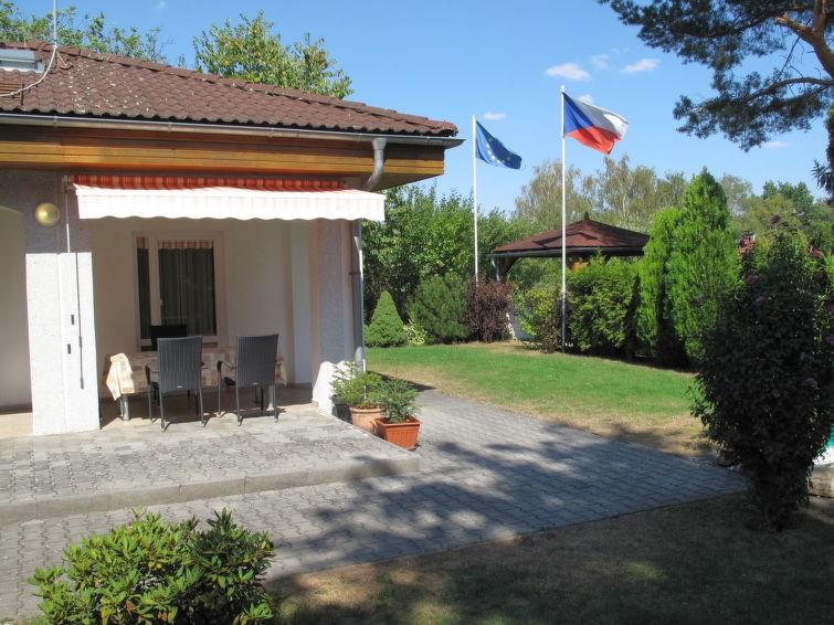 Maison pour 4 à Pyšely