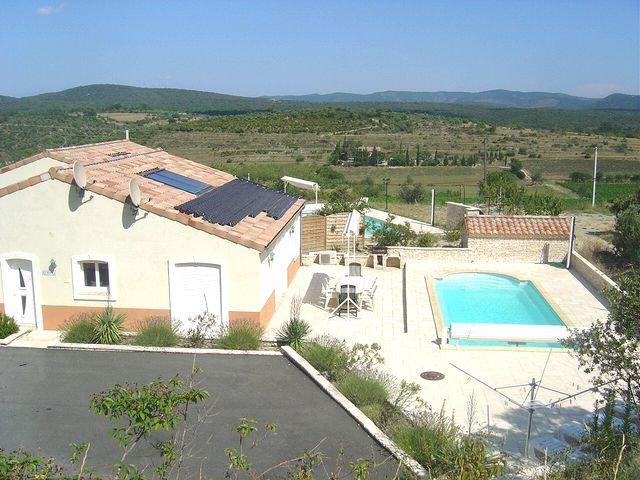 Holiday rentals Lagorce - House - 10 persons - BBQ - Photo N° 1