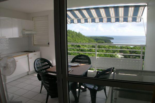 Location vacances Sainte-Anne -  Appartement - 2 personnes - Télévision - Photo N° 1