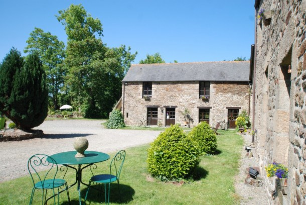 Location vacances Cancale -  Appartement - 6 personnes - Barbecue - Photo N° 1