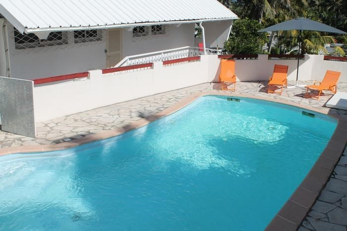 Villa pour 14 pers. avec piscine privée, Saint-Paul