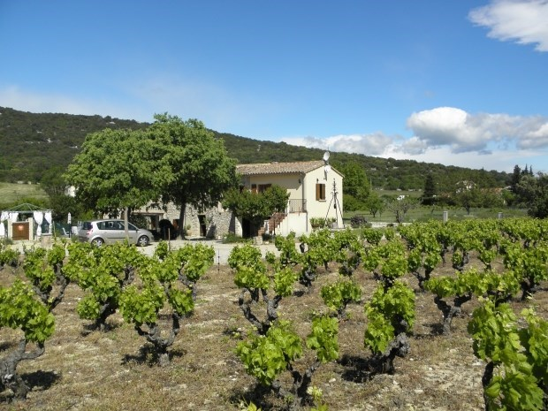 Gite aux portes des Cévennes Hérault 3 cléfs Clévacances - Brissac