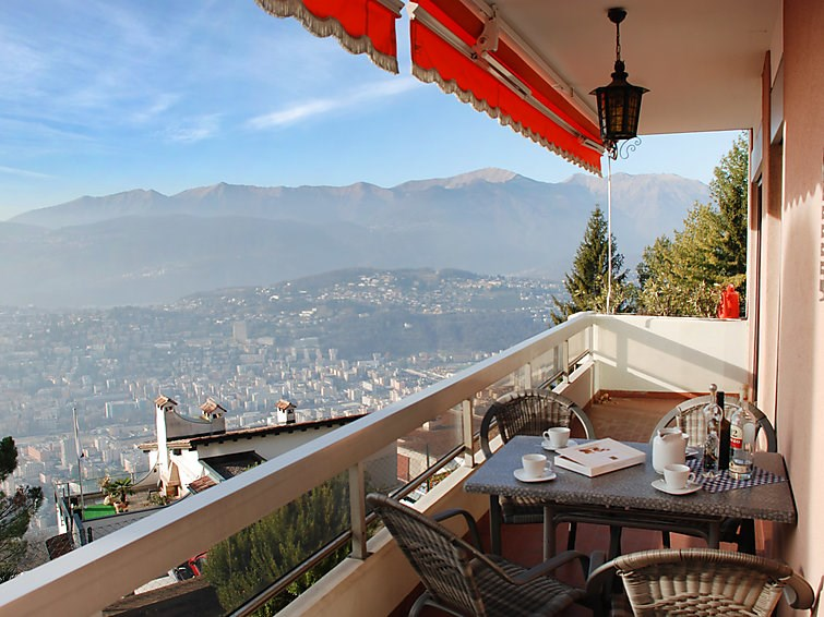 Location vacances Lugano -  Appartement - 4 personnes -  - Photo N° 1