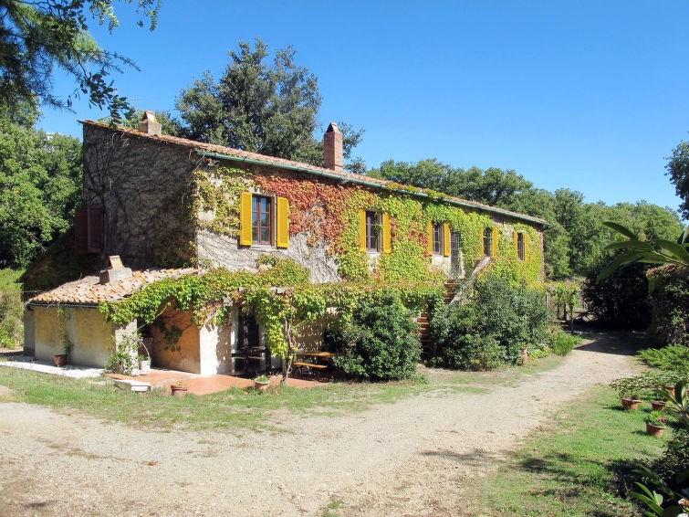 Appartement pour 3 personnes à Chiusdino