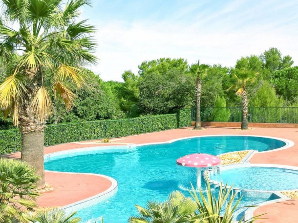 Location vacances Agde -  Maison - 4 personnes - Table de ping-pong - Photo N° 1