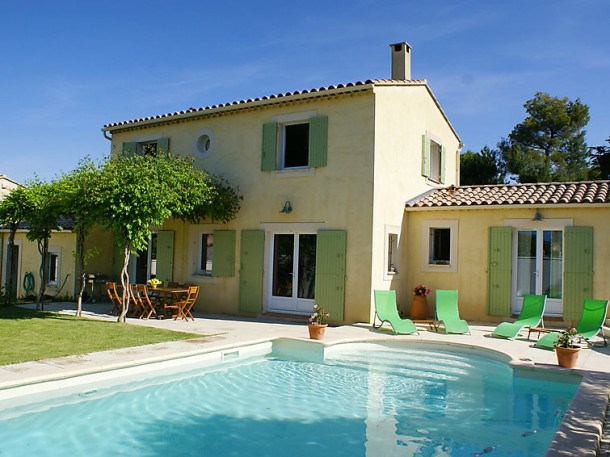 Location vacances L'Isle-sur-la-Sorgue -  Maison - 9 personnes - Barbecue - Photo N° 1