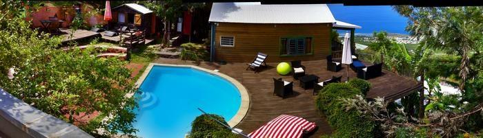 pour 8 pers. avec piscine privée, Saint-Leu