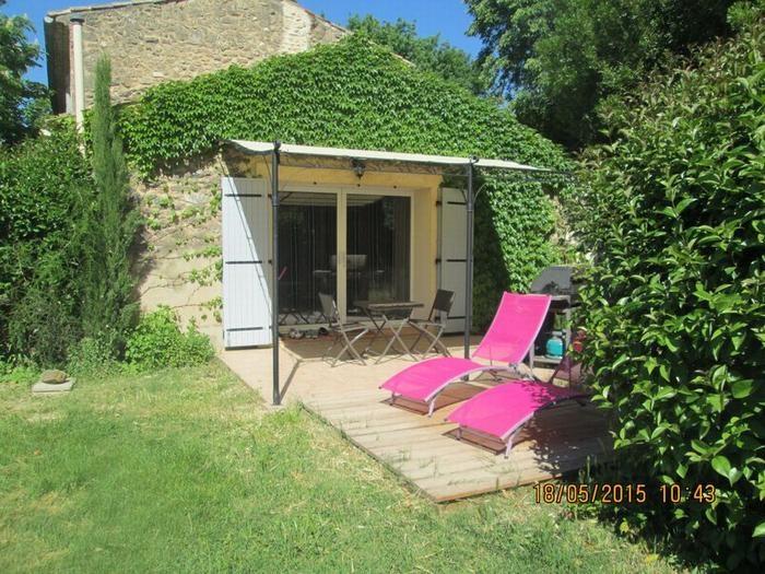 Holiday rentals La Barben - Apartment - 2 persons - BBQ - Photo N° 1