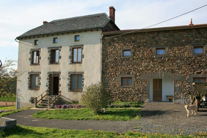 Holiday rentals Anglards-de-Saint-Flour - Cottage - 16 persons - BBQ - Photo N° 1