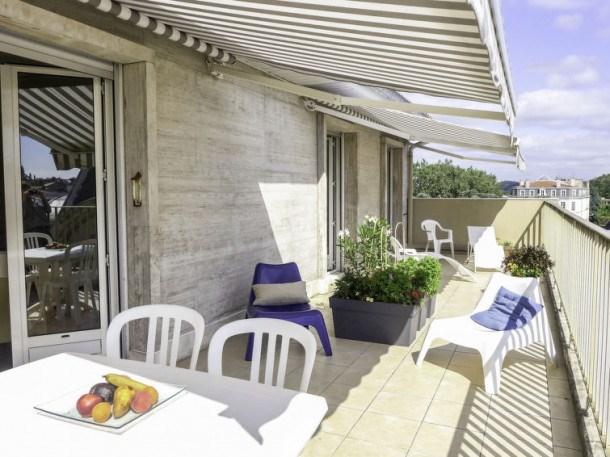Location vacances Bayonne -  Appartement - 6 personnes - Télévision - Photo N° 1