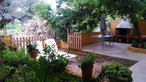 Location vacances Hyères -  Appartement - 8 personnes - Barbecue - Photo N° 1