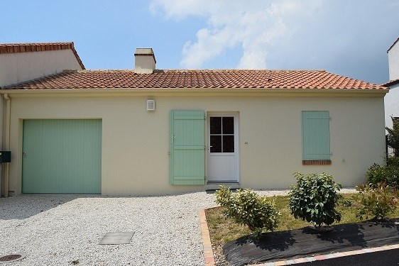 Holiday rentals Les Moutiers-en-Retz - House - 5 persons - Washing machine - Photo N° 1