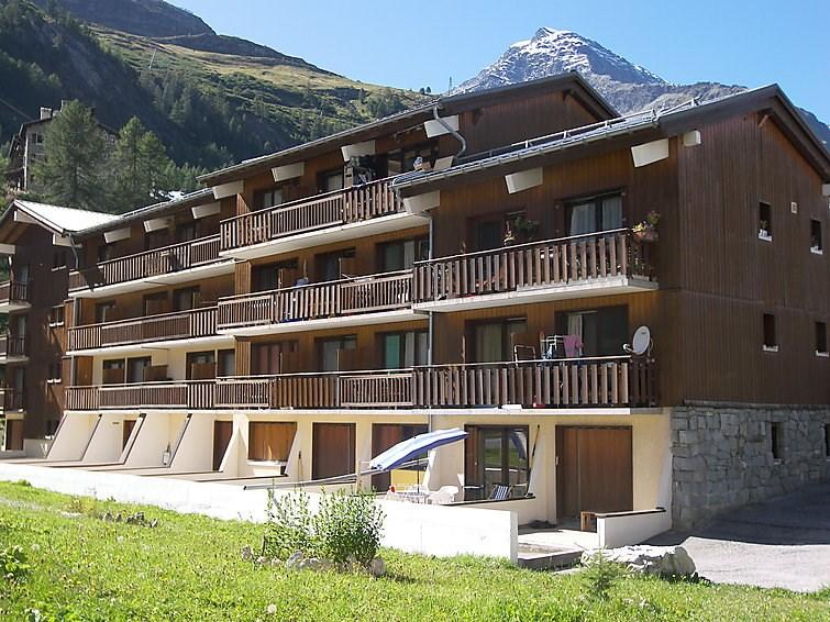 Location vacances Tignes -  Appartement - 5 personnes -  - Photo N° 1